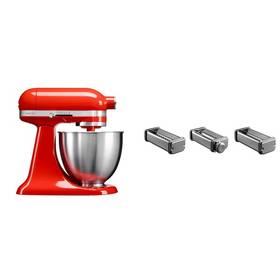 Set KitchenAid - kuchyňský robot 5KSM3311XEHT + KPRA sada strojků na těstoviny + Doprava zdarma