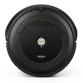 iRobot Roomba 696 šedý + Doprava zdarma