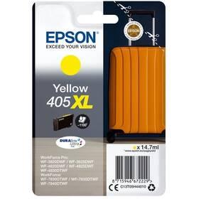 Epson 405 XL, 1100 stran (C13T05H44010) žlutá