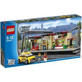 Lego® City 60050 Nádraží + Doprava zdarma