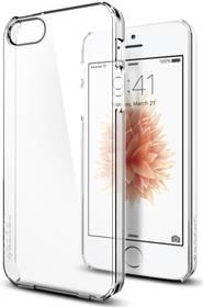 Kryt na mobil Spigen Thin Fit pro Apple iPhone 5/5s/SE (041CS20246) priehľadný