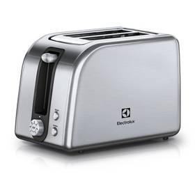 Electrolux EAT7700 stříbrný/nerez + Doprava zdarma