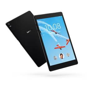 "Lenovo TAB4 8"" PLUS LTE 16 GB (ZA2F0108CZ) černý + Doprava zdarma"