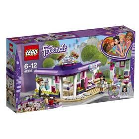 LEGO® FRIENDS® 41336 Emma a umělecká kavárna