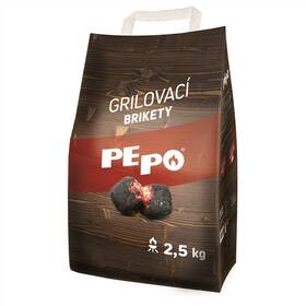 Brikety PE-PO 2,5 kg (337122)