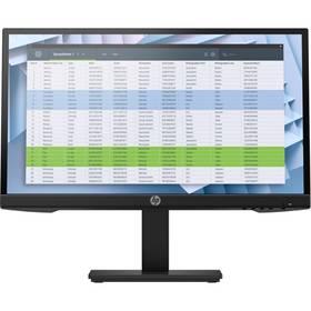 HP P22 G4, úhlopříčka 21.5 palců, rozlišení 1920x1080, panel IPS w/LED micro-edge, jas 250 cd/m2, statický kontrast 1000:1, odezva 5 ms g/g, matný panel;  konektory VGA, DP 1.2, HDMI 1.4; bez integrovaných reproduktorů, flicker-free, low blue light,