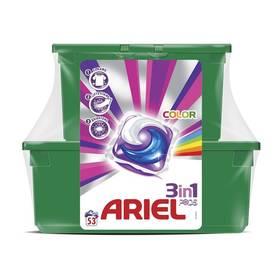 Ariel Color gelové kapsle 53 ks