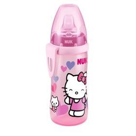 NUK Hello Kitty Active Cup PP 300 ml růžová
