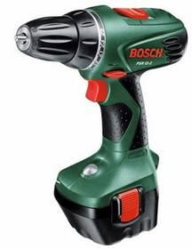Bosch PSR 12-2, 2 aku + Doprava zdarma