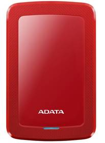ADATA HV300 4TB (AHV300-4TU31-CRD) červený