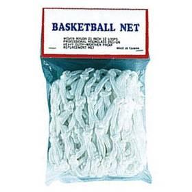 Basketbalová síťka - bílá
