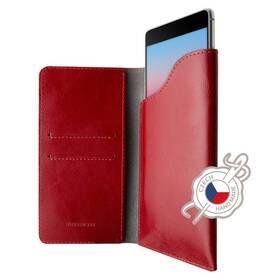 FIXED Pocket Book na Apple iPhone X/Xs (FIXPOB-230-RD) červené