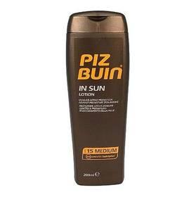Piz Buin In Sun Lotion SPF15 200ml (Mléko na opalování SPF15)
