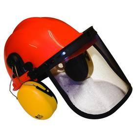 Komplet ochranný Homelite - přilba, sluchátka, obličejový štít