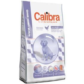 Calibra Junior Large 15 kg + Doprava zdarma