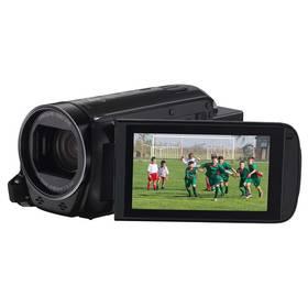 Canon LEGRIA HF R77 + širokoúhlá předsádka + digizoom 2850 černá + Doprava zdarma