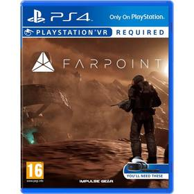 Sony PlayStation VR Farpoint (PS4) (PS719848554)