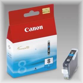 Canon CLI-8C, 420 stran - originální (0621B001) modrá