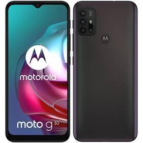 Motorola Moto G30 6/128 GB - Dark Pearl (PAML0022PL)