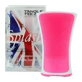 Tangle Teezer Aqua Splash Pink Shrimp (na mokré vlasy) růžový
