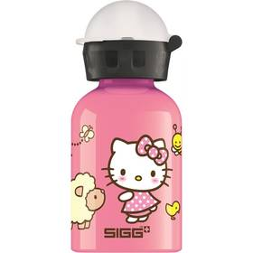 Sigg dětská Hello Kitty On The Farm, 0.3 L růžová