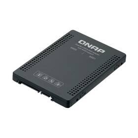 QNAP QDA-A2MAR (2x M.2 SSD SATA sloty v 2,5'' SATA rámečku) (QDA-A2MAR)
