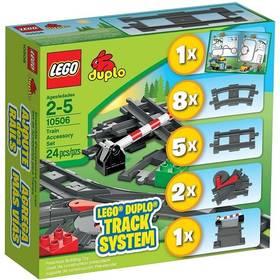 Lego® DUPLO Město 10506 Doplňky k vláčku