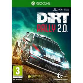Codemasters Xbox One DiRT Rally 2.0 (4020628754358)