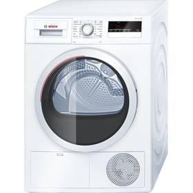 Sušička prádla Bosch WTH85201BY biela