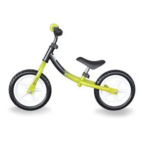 """Master Poke - kolo 12"""" zelené + Reflexní sada 2 SportTeam (pásek, přívěsek, samolepky) - zelené v hodnotě 58 Kč"""