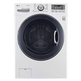 Pračka LG F171K2CS2W bílá