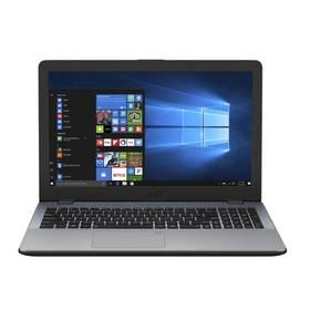Asus VivoBook X542UF-DM414T (X542UF-DM414T) stříbrný Software F-Secure SAFE, 3 zařízení / 6 měsíců (zdarma) + Doprava zdarma