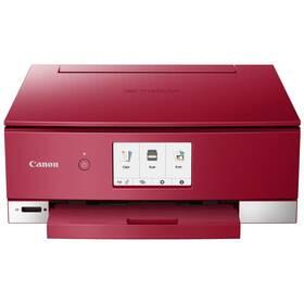 Tiskárna multifunkční Canon TS8352 (3775C046AA) červená