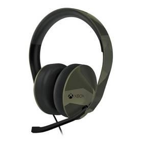 Headset Microsoft Xbox One Stereo ''Army'' (5F4-00002)
