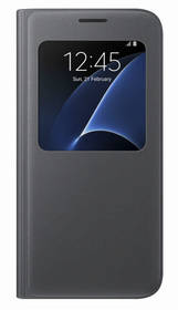Samsung S-View pro Galaxy S7 (EF-CG930P) (EF-CG930PBEGWW) černé