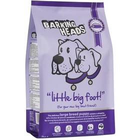 Barking Heads Little Big Foot 12 kg + Doprava zdarma
