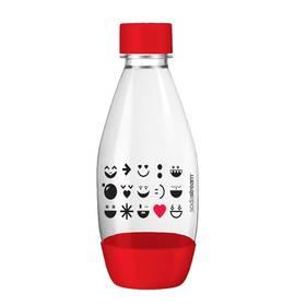 SodaStream Smajlík 0,5l červené