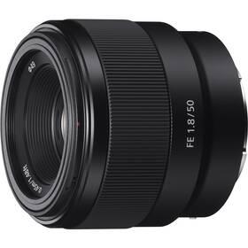 Sony FE 50 mm F/1.8 (SEL50F18F) čierny