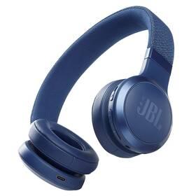 JBL Live 460NC modrá