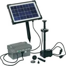 Čerpadlový systém solární Esotec Palermo LED + Doprava zdarma