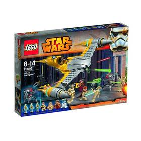Lego® Star Wars 75092 Naboo Starfighter™ (Hvězdná stíhačka Naboo)