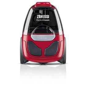 Zanussi ZAN1900EL šedý/červený + Doprava zdarma