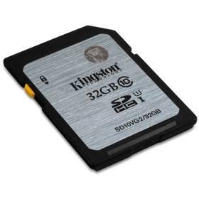Kingston SDHC 32GB UHS-I U1 (45R/10W) (SD10VG2/32GB)