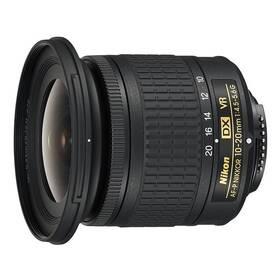 Nikon NIKKOR 10-20MM F4.5-5.6G VR AF-P DX (JAA832DA) černý + Doprava zdarma