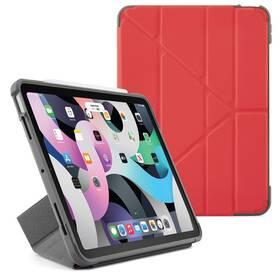"Pipetto Origami Shield na Apple iPad Air 10.9"" (2020) (PIP044-53-Q) červené"