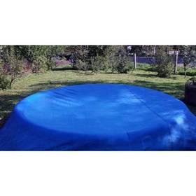 Relax , ovál 9 x 5m, na nadzemní bazény (bazén 9.1x4.6m) modrá