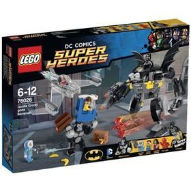 Lego® Super Heroes 76026 Řádění gorily Grood
