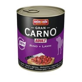 Animonda Adult Gran Carno hovězí + jehně 800g