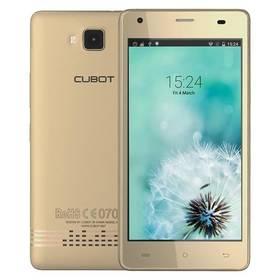 CUBOT Echo Dual SIM 16GB (PH2770) zlatý (vrácené zboží 8918080072)