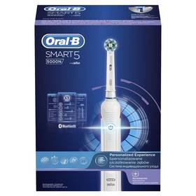 Oral-B Smart 5N Cross Action bílý + Doprava zdarma